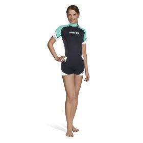 Mares Lycra Rash Guard Short Sleeve She Dives