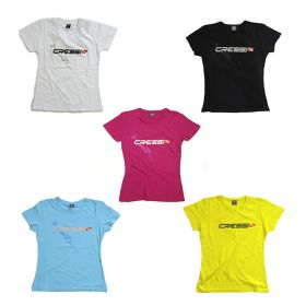 Cressi T-Shirt Cressi Team Woman