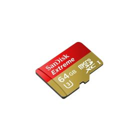 Sandisk Micro Extreme SD XC1 64GB Class 10