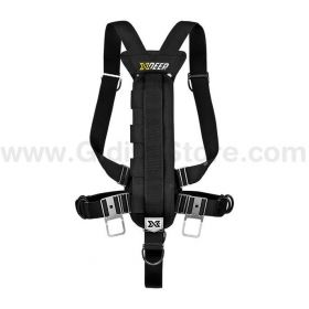 XDeep Stealth 2.0 Side Mount Harness with Weight System