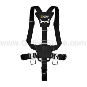 XDeep Stealth 2.0 Side Mount Harness