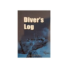 Dive Log Book Mini Multilingual