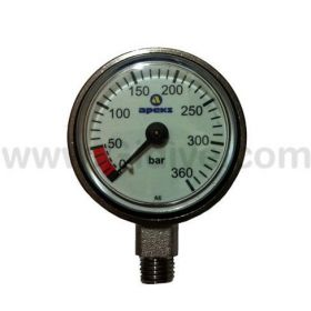 Apeks SPG Pressure Gauge 45mm 300bar