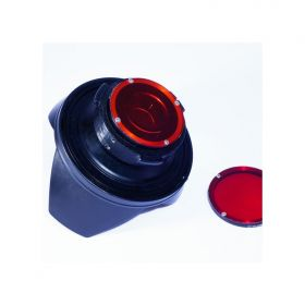 EasyFit Red Filter for Fast Lens System