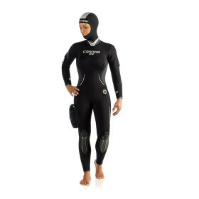 Cressi Semi-drysuit Ice 7mm Woman