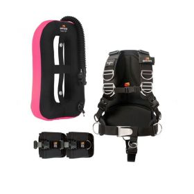Dive Rite Pack Ala Travel EXP Rosa