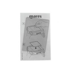 Mares Quad Display Protector