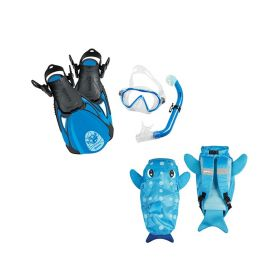 Mares Sea Friends Set Blue