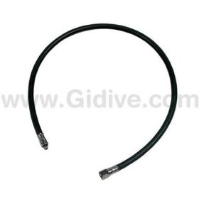 Aqualung Calypso/Titan Regulator Hose with Quick Attach 75cm