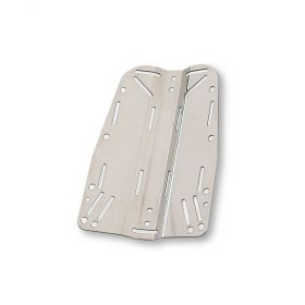 DTD SS Backplate Short 3mm