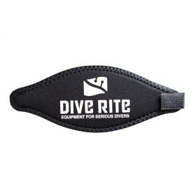 Dive Rite Neoprene Mask Strap Black