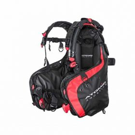 Atomic Aquatics BC1 BCD Red