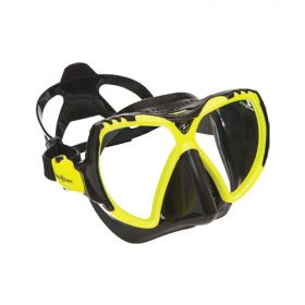 Aqualung Mission Black / Yellow Mask