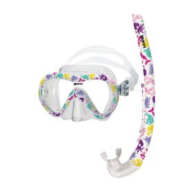 Mares Vento Energy Pink Octopus Junior Set