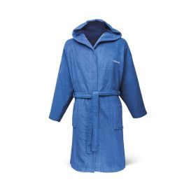Head Cotton Bathrobe Unisex