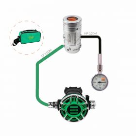 Tecline R2 Tec2 O2 Regulator Set