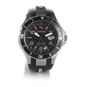 Cressi Traveller Dual Time Black