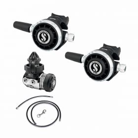 Scubapro MK17 EVO / G260 Single Set