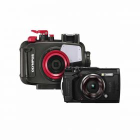 Olympus Pack Camera TG-6 & Housing PT-059