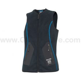 Bare SB System Mid Layer Vest Woman