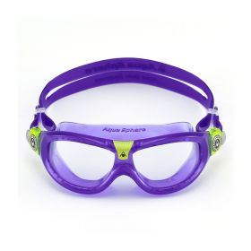 Aqua Sphere Seal Kid2 Purple Goggles Junior