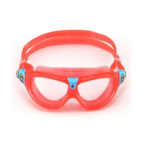 Aqua Sphere Gafas Seal Kid2 Rojo Junior