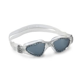 Aqua Sphere Kayenne Clear / Silver Smoked Goggles