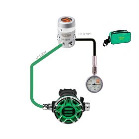 Tecline R4 Tec2 O2 Regulator Set