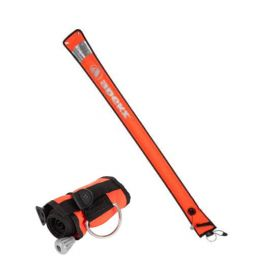 Apeks Closed Buoy 140cm Orange