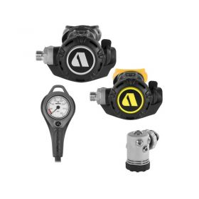 Apeks XL4 Regulator + XL4 Octopus Regulator + SPG
