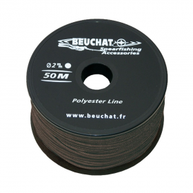 Beuchat Polyester Line 2mm (50m.)