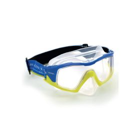 Aqualung Versa Blue / Yellow Mask