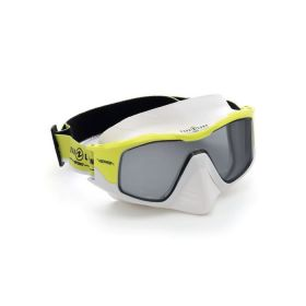 Aqualung Versa Yellow / White Mask