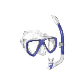 Mares Trygon Set Blue Junior