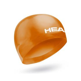 Head 3D Racing Cap Orange