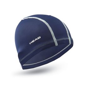 Head Cap Nylon/Spandex Navy