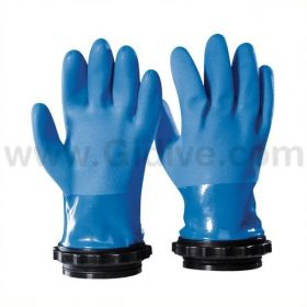Bare Dry Gloves & Docking Ring Set