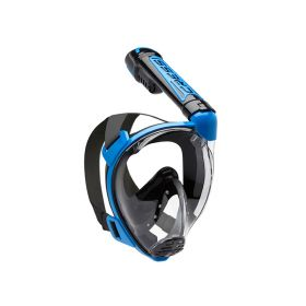 Cressi Duke Dark Mask Blue