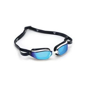 Michael Phelps XCeed Black/White BlueTitanium Mirror