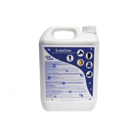 Look Clear Scuba Clean Virucide & Bactericide 5 liters