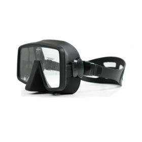 Tecline Classic Frameless Mask with Silicone Strap