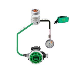 Tecline R4 Tec1 O2 Regulator Set