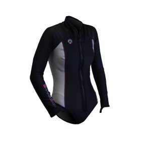 Sharkskin Chillproof Long Sleeve Step-in Woman