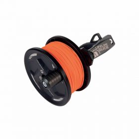 Apeks Lifeline Guide Reel 120 meters Grey