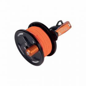 Apeks Lifeline Guide Reel 120 meters Orange