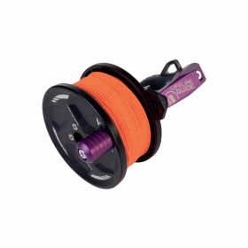 Apeks Lifeline Guide Reel 120 meters Purple