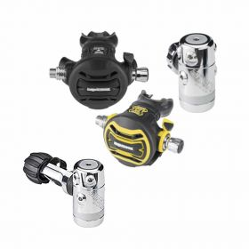 Apeks XTX 50 Regulator + XTX 40 Octopus Pack
