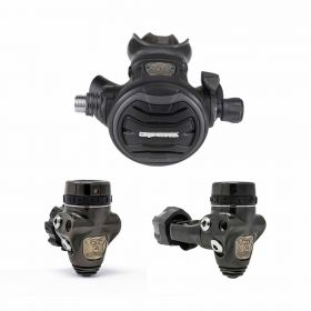 Apeks XTX 200 Tungsten with Swivel Regulator