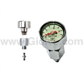 Highland Mini Tech Gauge Compatible Oxígeno