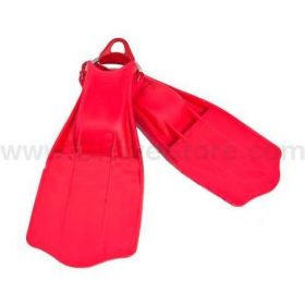 Tecline Jetstream Fins Red